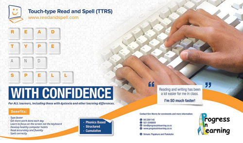 Progress In Learning | Touch-typing Courses