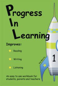Progress In Learning Reading Workbooks - book 1