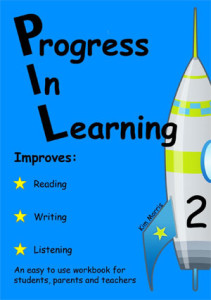 Progress In Learning Reading Workbooks - book 2