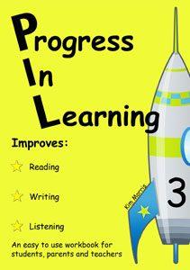 Progress In Learning Reading Workbooks - book 3